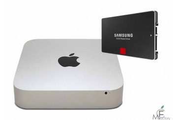 Instalación de disco SSD para Mac Mini
