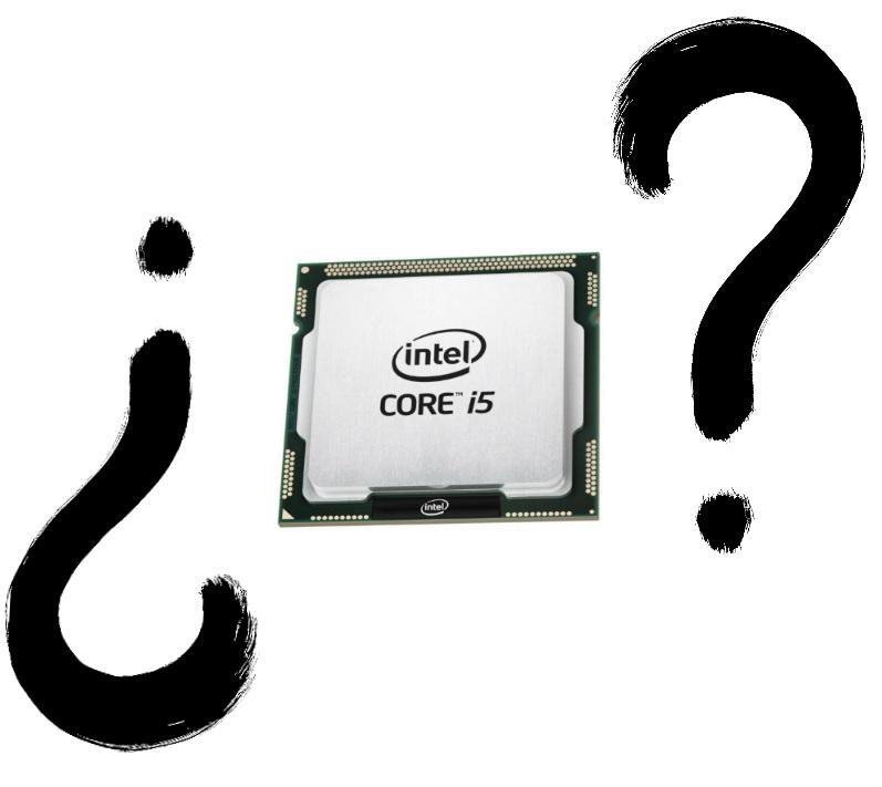 Dime quién eres y te diré el procesador que necesitas.