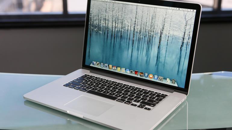 Ordenador MacBook Pro de Retinade 2014