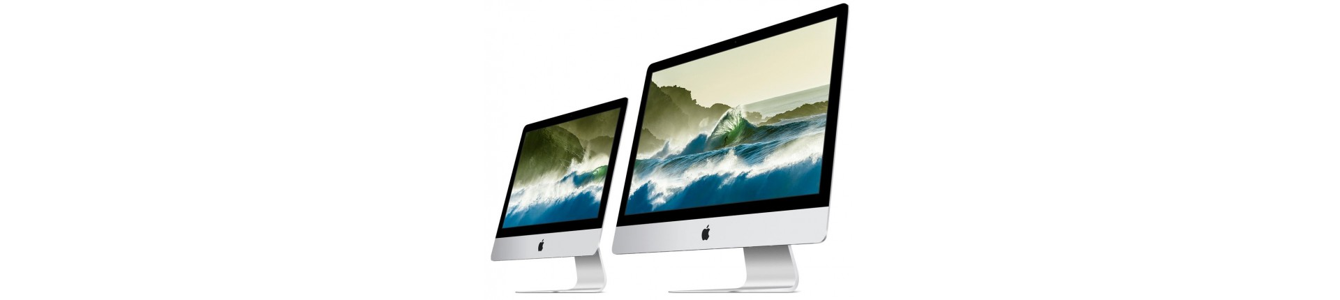 iMac 21,5'' 4K y 27'' 5K