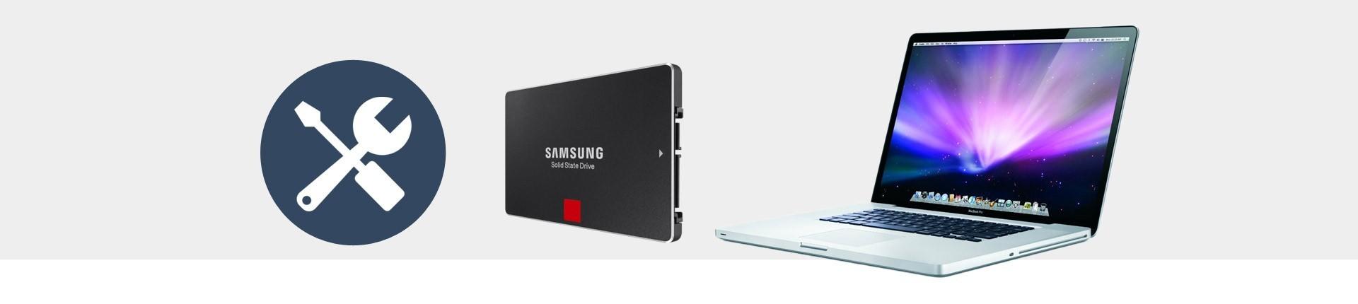 Instalación de Disco SSD
